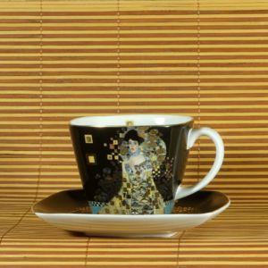 Bộ 01 tách - đĩa Adele Bloch - Bauer, H10cm