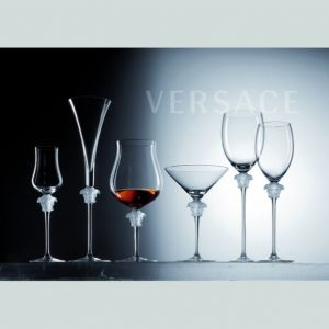 Cốc rượu Versace Medusa