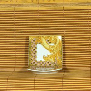 Đĩa Versace Les Reves Byzantins, H9x9cm