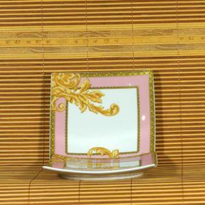 Đĩa Versace Les Reves Byzantins, H15x15cm