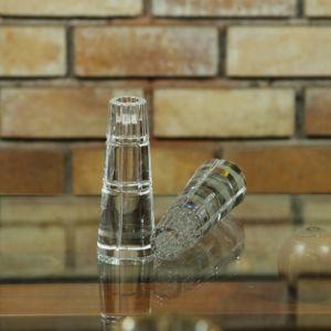 Chân nến pha lê Tresor, H15cm