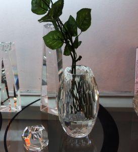 Lọ hoa pha lê Facet, H20cm
