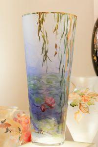 Lọ hoa Waterlilies, H60cm