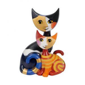 Mèo Romeo & Julia, H17cm
