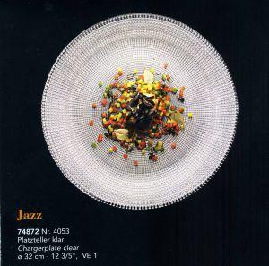 Đĩa Jazz trắng, D32cm
