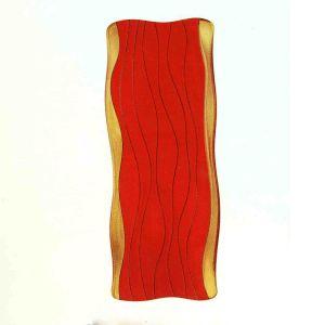 Đĩa Crystal Christmas, 15x40 cm