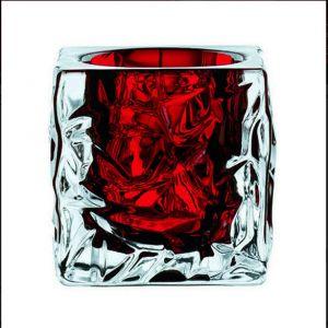 Chân nến Ice Cube X-Mas, 9cm