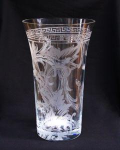 Lọ hoa Versace Arabesque Crystal, H33cm