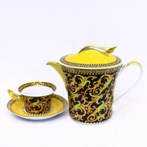 Bộ trà Versace Barrocco