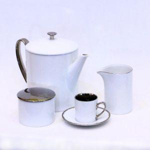 Bộ cà phê Espresso Silver Dust