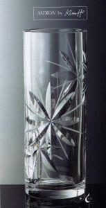 Lọ hoa pha lê Astron, H33cm