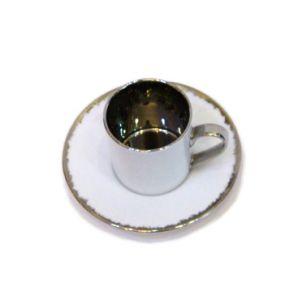 Bộ 6 cốc Espresso Silver Dust, 0,07l (mạ Platin)