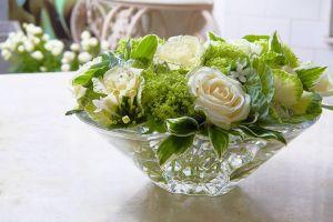 Bát hoa Ice, 31,5cm