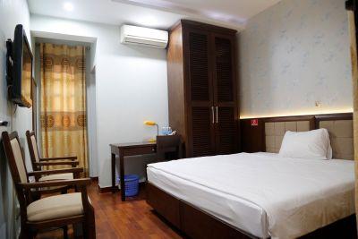 Phòng tiêu chuẩn 1 giường đôi