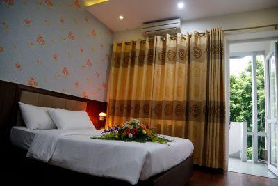 Phòng căn hộ với 2 phòng ngủ sức chứa 5 khách
