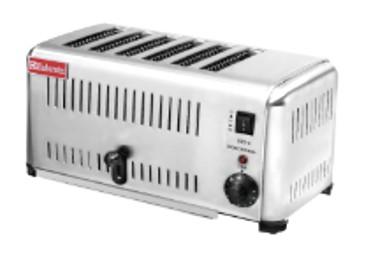 Máy nướng bánh mì 6 ngăn ETS-4