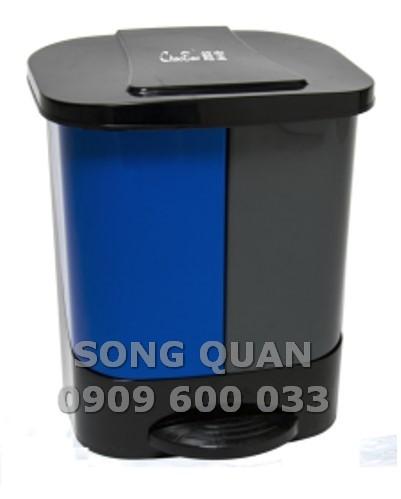 Thùng rác phân loại B-036