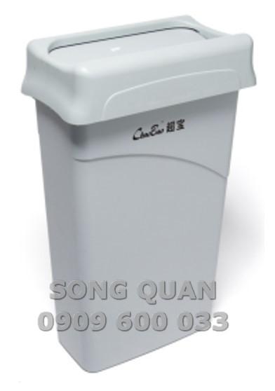 Thùng rác nhựa B-036C