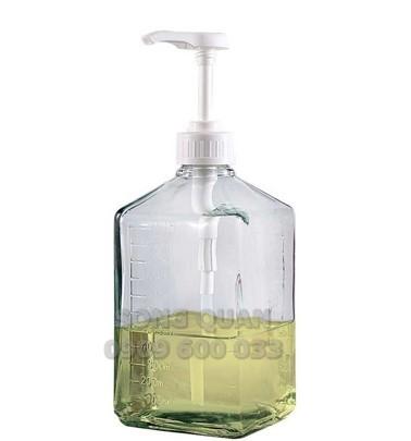 Chai nhấn đường nhựa SZLP1600