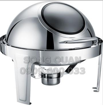 Nồi hâm buffet tròn PC 126051L