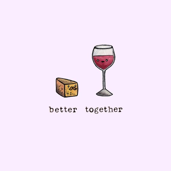 Rượu vang và Cheese sự kết hợp tuyệt vời