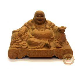 Tượng Phật Để Ô tô Gỗ Bách Xanh