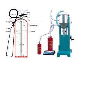Nạp bình chữa cháy bột tại Hà Nội – MFZ0.5