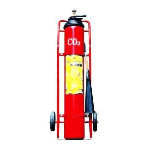 Bình chữa cháy có xe đẩy khí C02 – MT24