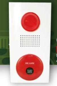 Bộ tổ hợp chuông, đèn, nút ấn có Tel