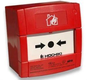 Nút nhấn cho môi trường nguy hiểm  Hochiki - CCP_E_IS