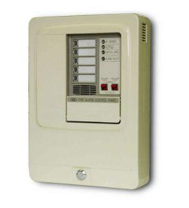 Tủ trung tâm báo cháy Nittan series 2PD1-nL –
