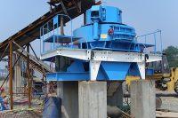 Quy trình sản xuất cát nhân tạo từ máy nghiền cát