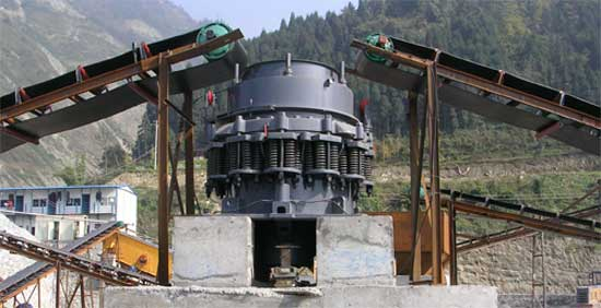 used-cone-crushers