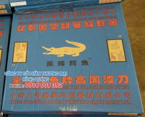 Dao cuộn cá sấu