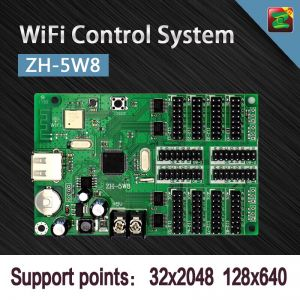 Mạch điều khiển Wifi zh 5W8