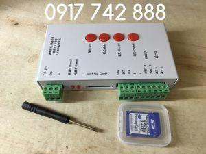 Bộ điều khiển T-1000 LED 8ly đúc 12 ly FULL màu