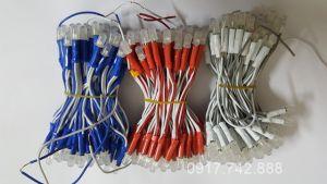 Led liền dây 5ly hãng JX (dây điện = đồng)
