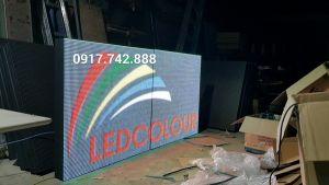 Thi công 15m2 màn hình LED P10 Fullcolour ngoài trời