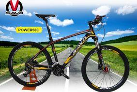Album xe đạp địa hình carbon SAVA POWER 580