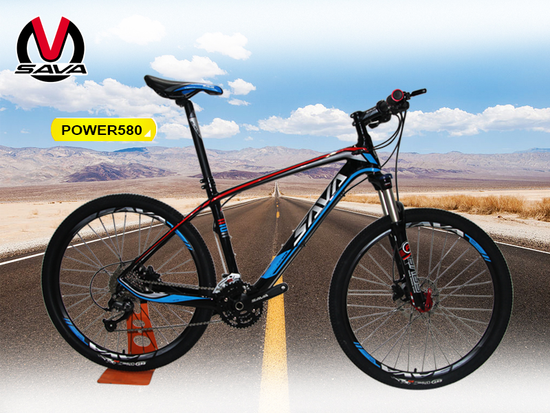 SAVA Carbon Power580