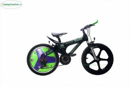 Xe đạp trẻ em Komix K20-vành la zăng