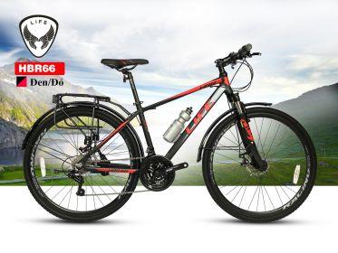 Xe đạp Hybrid Life HBR66