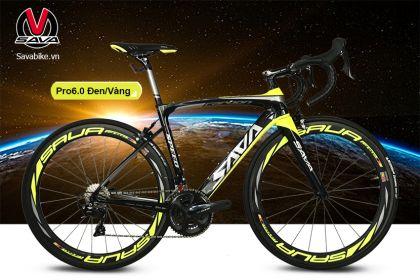 Xe đạp đua SAVA Carbon Pro6.0 Shimano 105/R7000