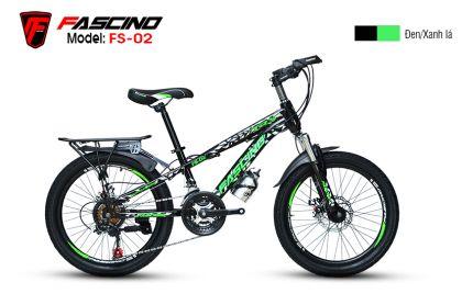 Xe Đạp Thể Thao FASCINO FS-02
