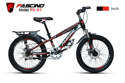 Xe Đạp Thể Thao FASCINO FS-01