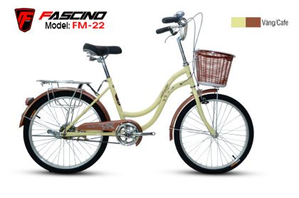 Xe đạp mini Fascino  FM-22