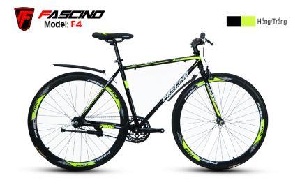 Xe đạp fix Fascino F4