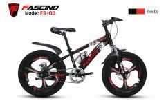 Xe Đạp Thể Thao FASCINO FS-03 Khung nhôm