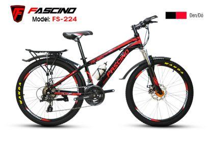 Xe đạp thể thao Fascino FS-224 model 2020