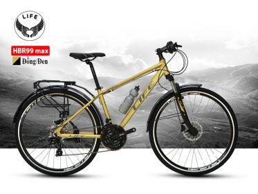 Xe đạp Hybrid LIFE HBR99 MAX